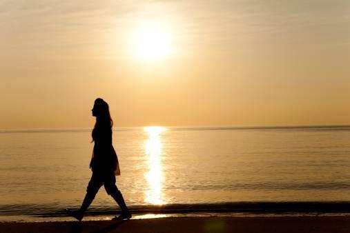 caminhada atividade saudavel