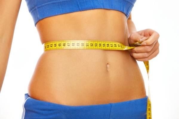 perder peso em uma semana