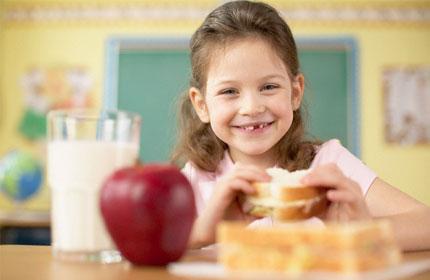 Crianças: NÃO a dieta, SIM a uma alimentação saudável