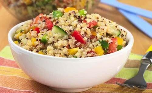 Benefícios da quinoa para uma dieta saudável