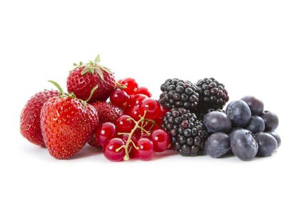 propriedades frutas vermelhas