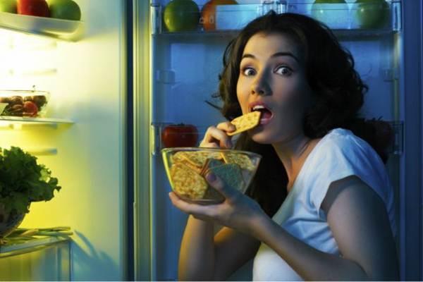 o que comer a noite para não engordar