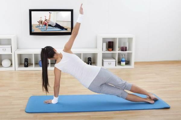 exercicio em casa