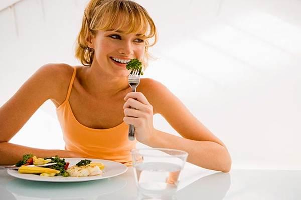 comer comida rapida
