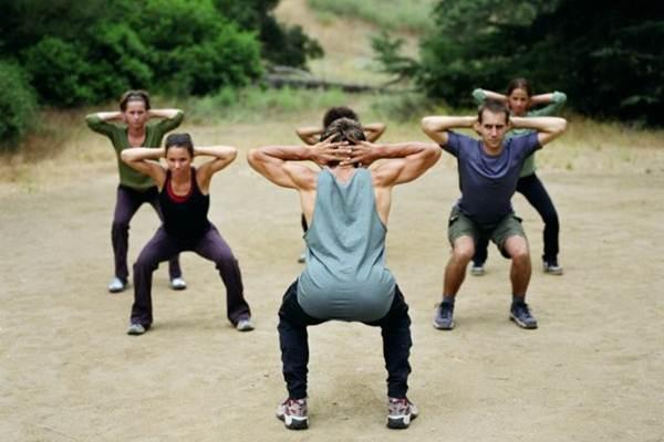 rotina exercicio em casa