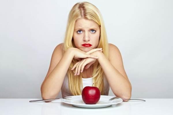 dieta que nao se deve fazer