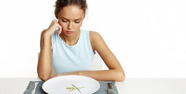 3 Consequências de passar fome estando de dieta