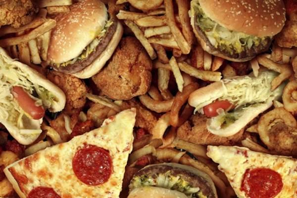 nao comer fast food