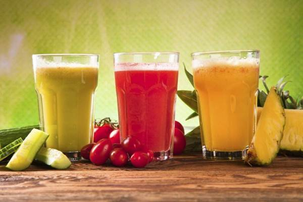perder peso com sucos naturais