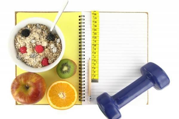 perder peso em um mes