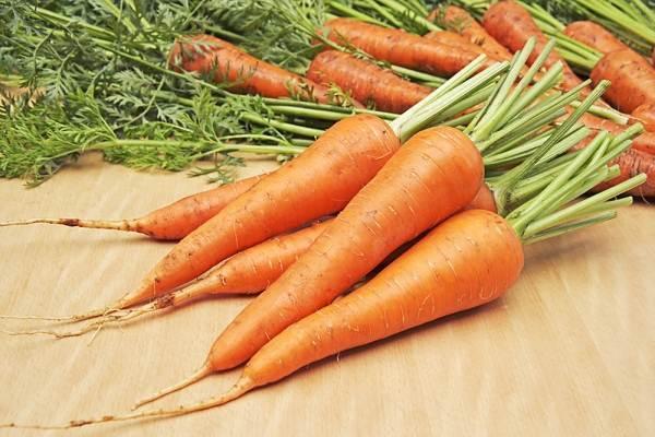 nutrients da cenoura