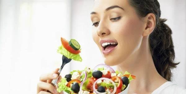 Saladas diuréticas
