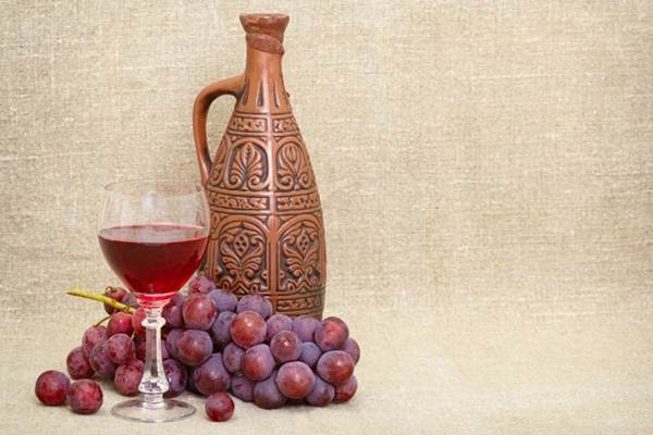 benefícios do vinagre de uva