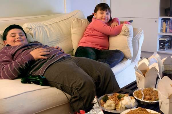 crianças com peso ideal