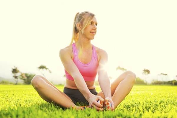 exercícios de flexibilidade