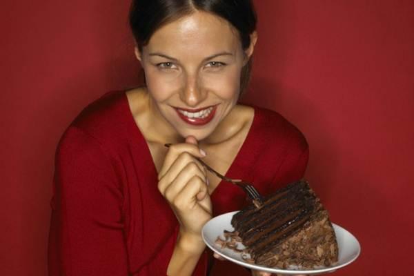 mentindo na dieta