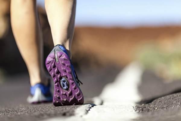 caminhar para manter-se em forma