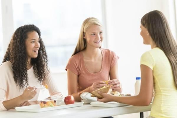 comer bem na universidade