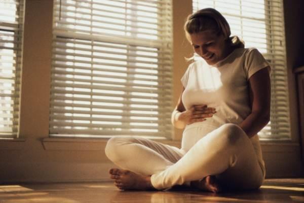 exercício durante a gravidez