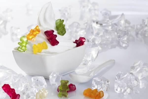 iogurte gelado