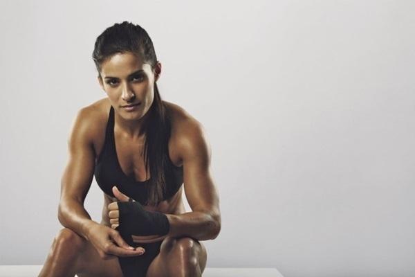 aumentar a massa muscular