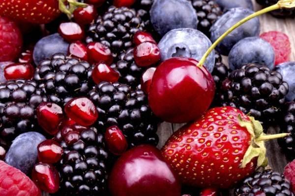 beneficios de frutas silvestres