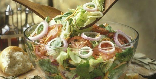 3 Molhos para saladas saudáveis
