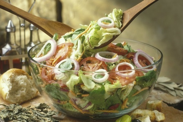 molhos para salada saudável