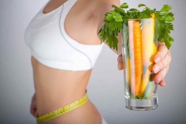 dieta liquida para perder peso