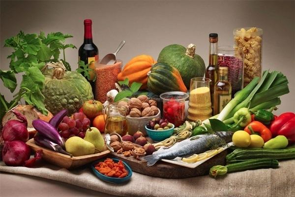 dieta da manga