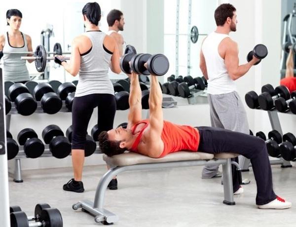 musculacao ou exercicio aerobico