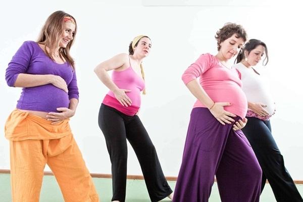recuperar a forma apos a gravidez