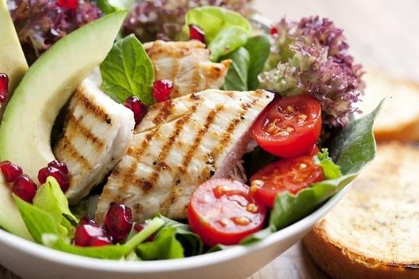 como fazer uma salada saudavel