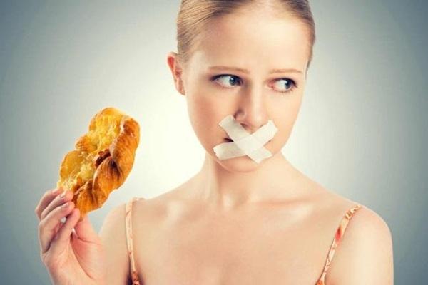 pensamentos quando estamos de dieta