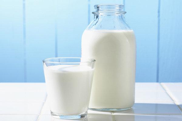substituir o leite de vaca