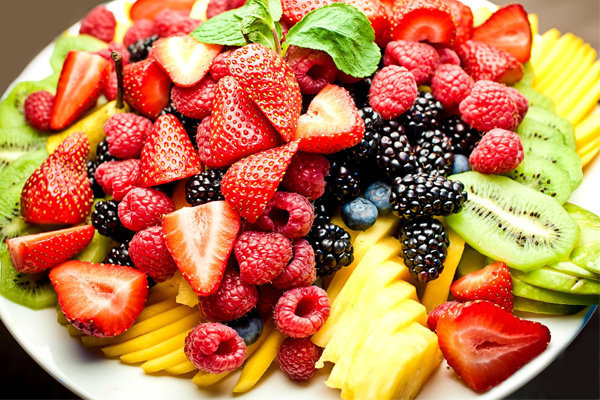 conservar as vitaminas das frutas