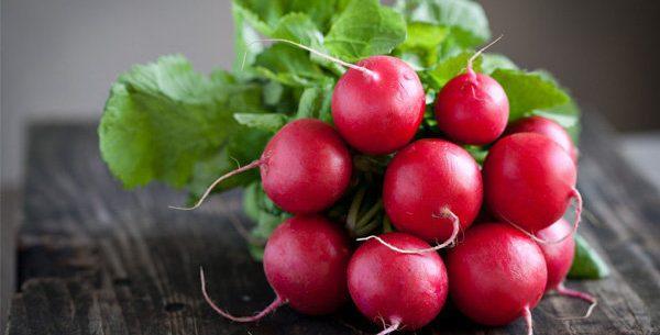 Benefícios do rabanete