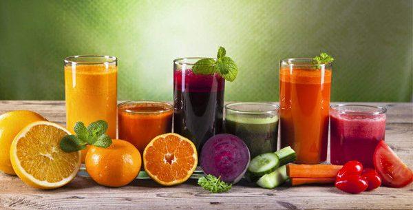 15 Receitas de suco detox
