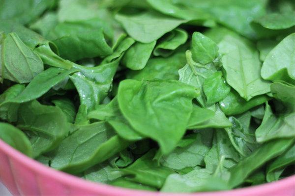 beneficios do espinafre