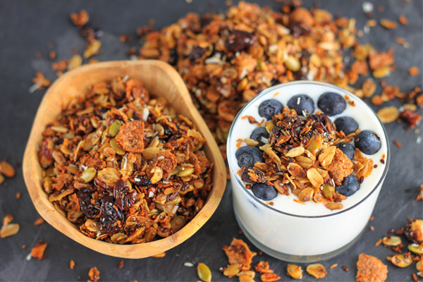 beneficios da granola