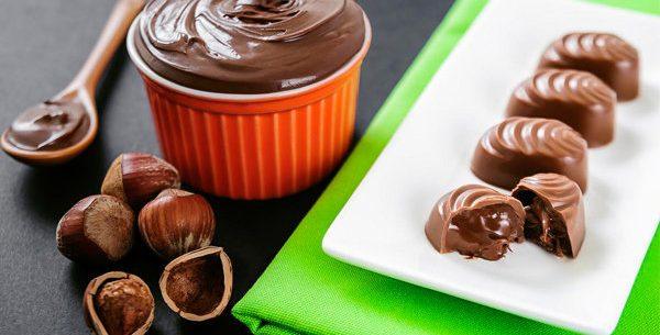 Nutella caseira saudável