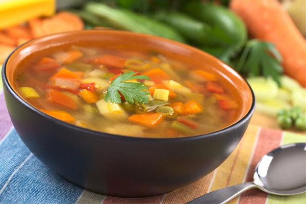 sopa de legume