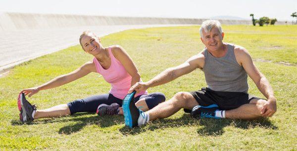 Exercício físico depois dos 40 anos