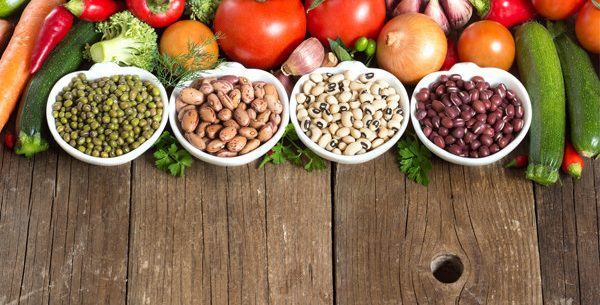 Por que você deveria consumir mais legumes