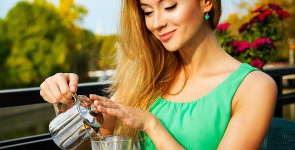 5 Melhores chás para perder barriga