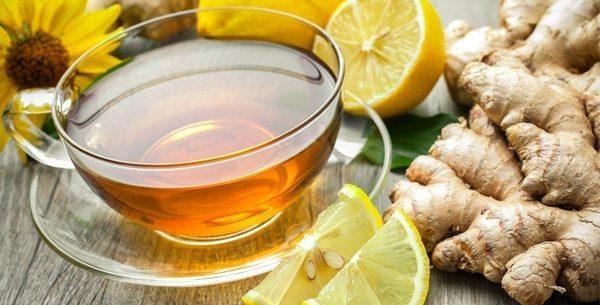 Chá de gengibre para perder peso de vez