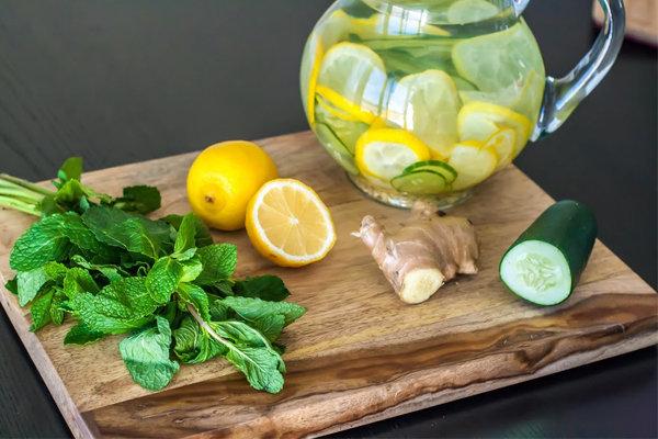 perca peso em 5 dias com agua de limao