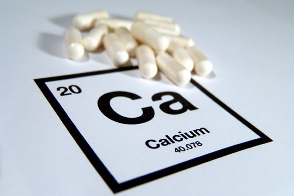 propriedades do calcio